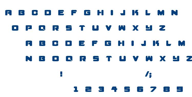 Pedrosky Regular font