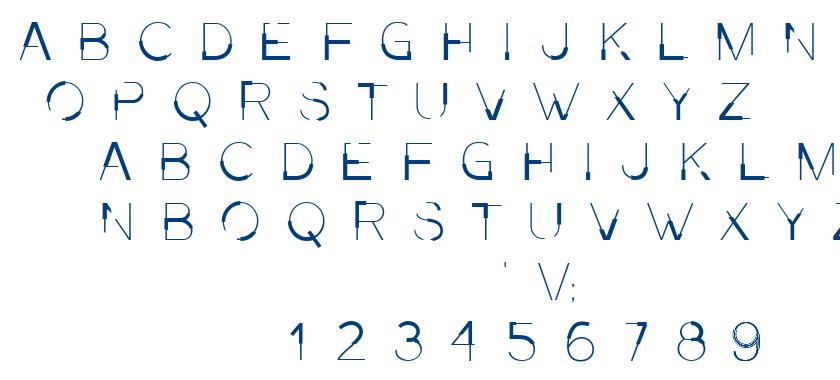 Presa font