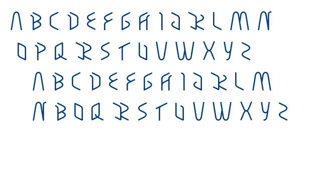 respect font
