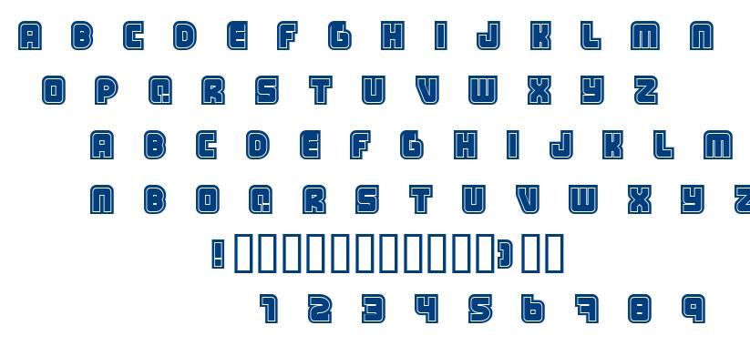 Samarin font