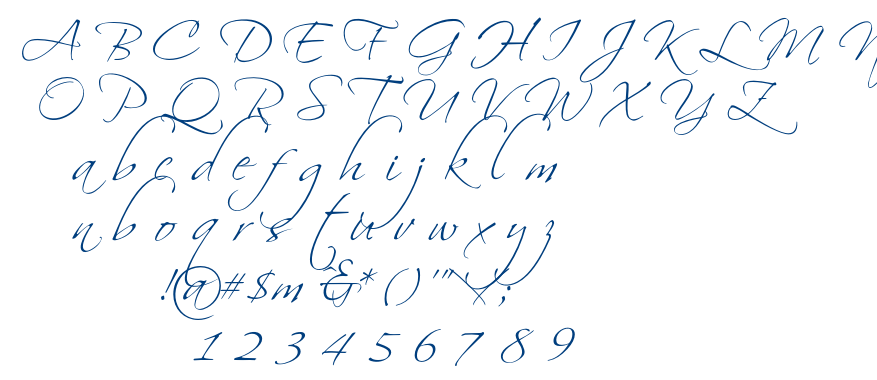 Scriptus font