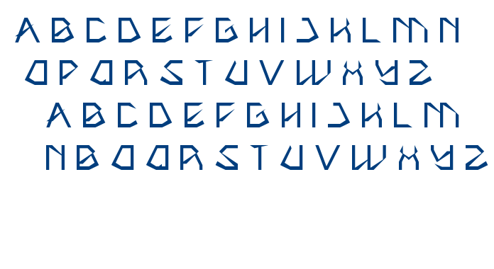 the amazing me font