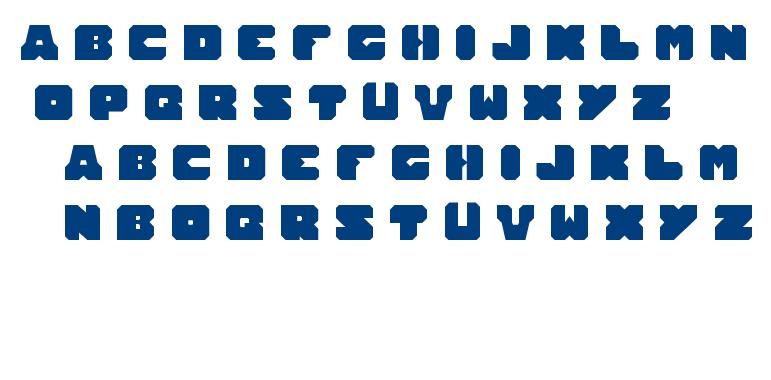 total hammer font