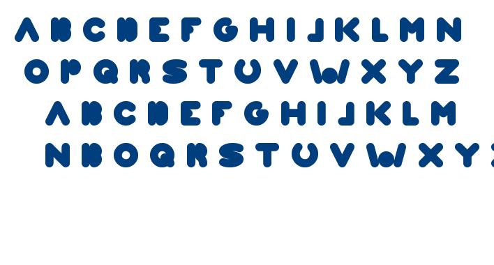weknow world font