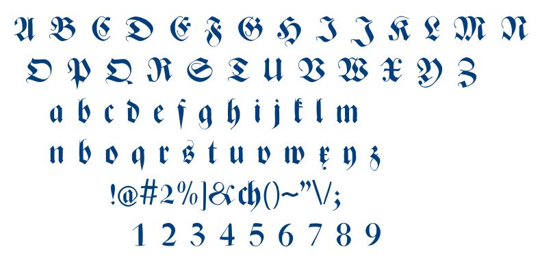 ZenFrax font