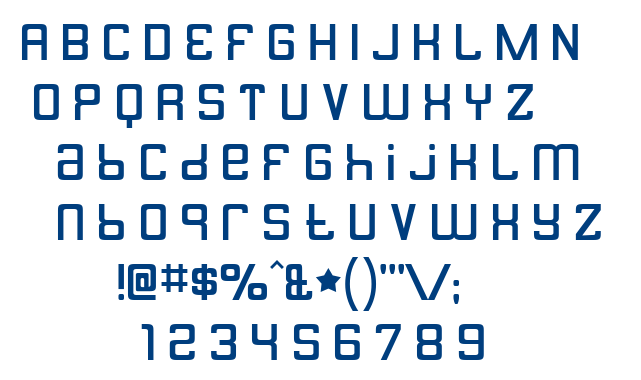Butterbelly font