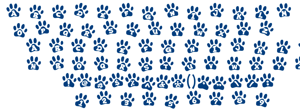 Ennobled Pet font