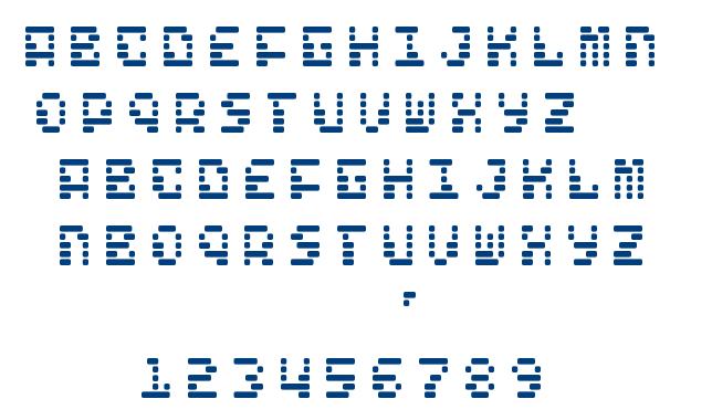 Freelance Kamchatka font