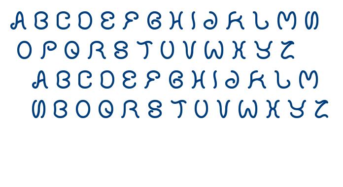 Honestly font