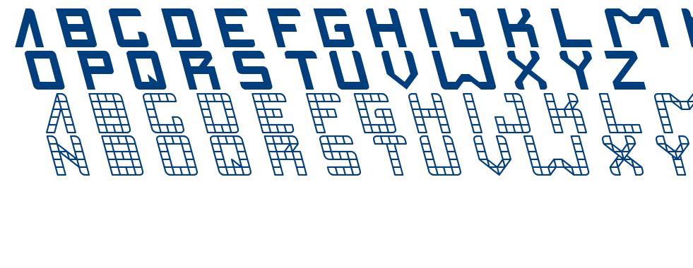 invasion font