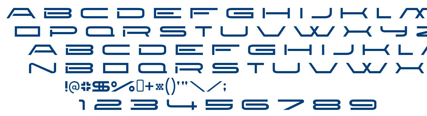 New Brilliant font