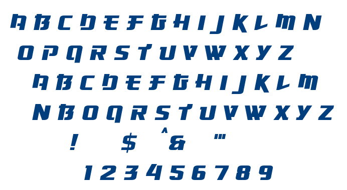 Osaka Sans Serif font