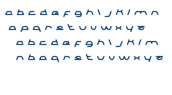sneak peeks font