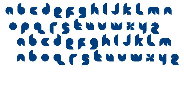 snowmask font