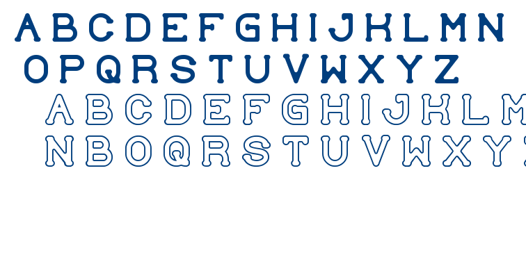 submit to faith font