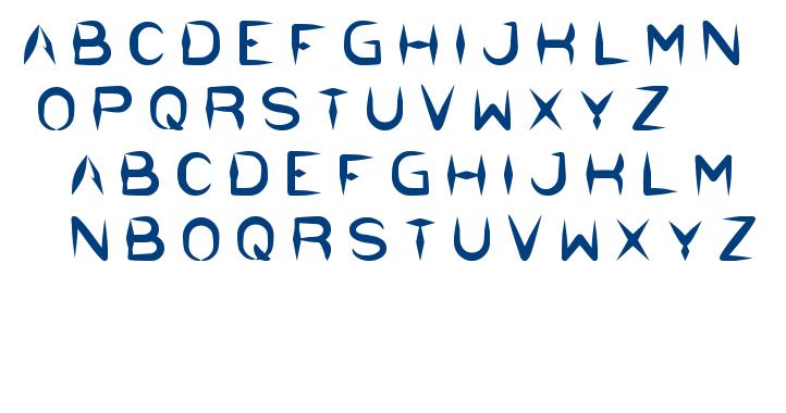 the dark knight font