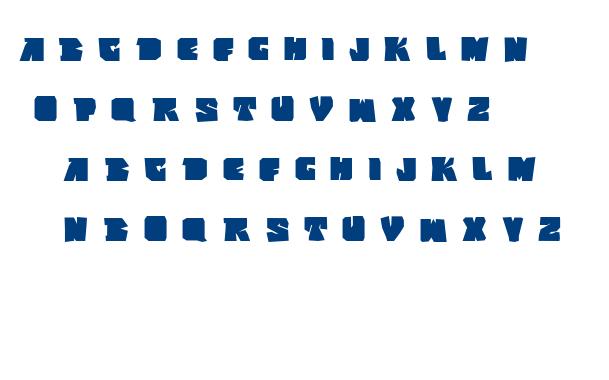VTKS Super font
