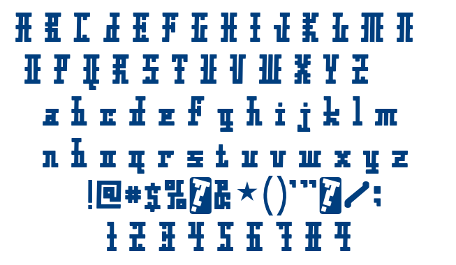 Xolto font