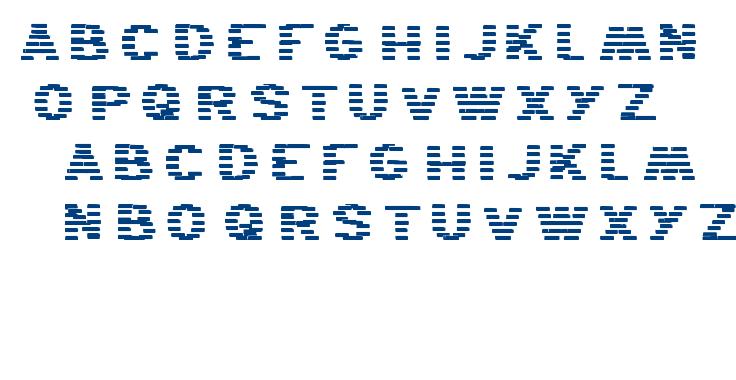 bandit font
