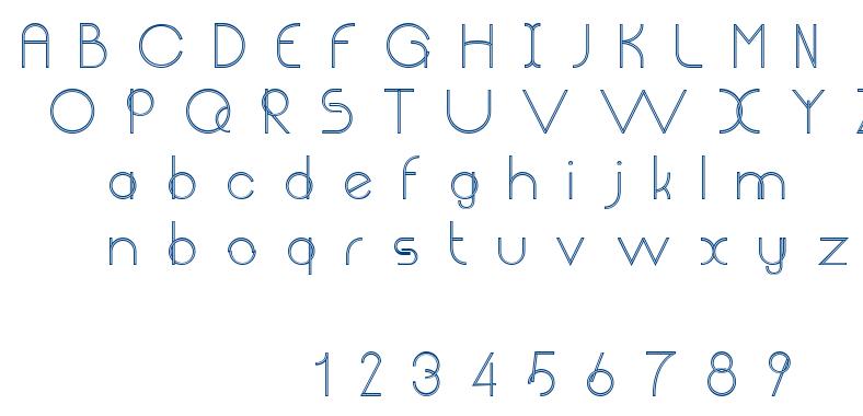 Chempaka font