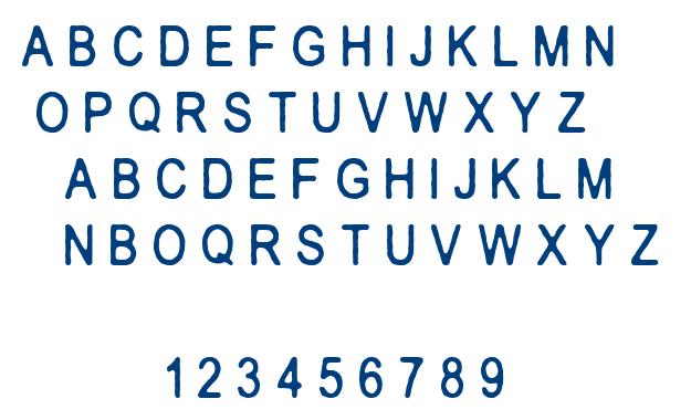 Crakos font
