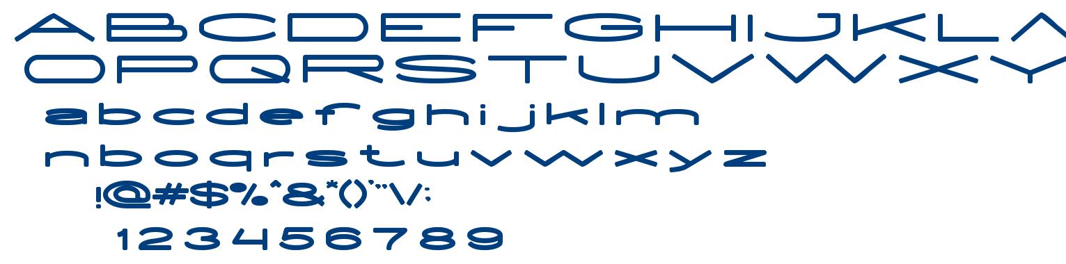 EXTRA LARGE font