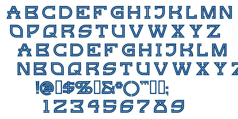 Ginger Peachy font