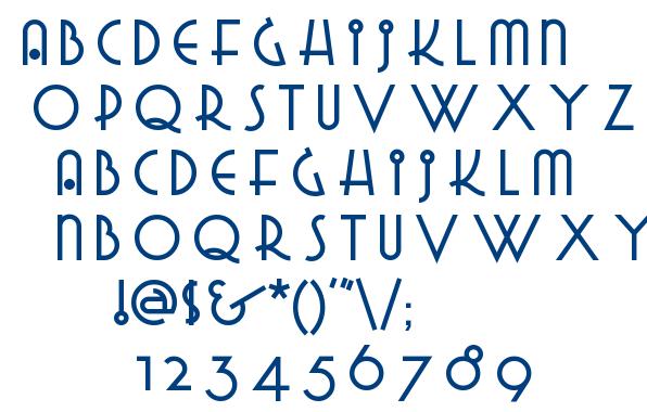 Grado Gradoo NF font