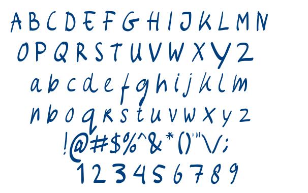 Jaap font