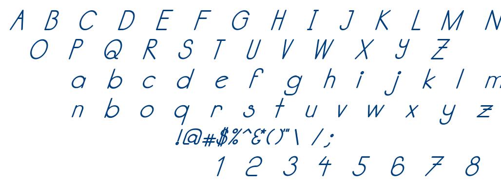 Kata Bidalan font