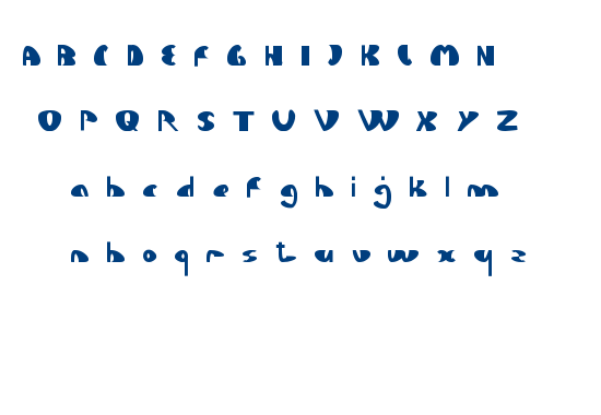 lets do it again font