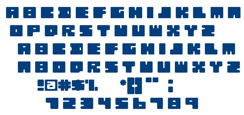 Qbo font