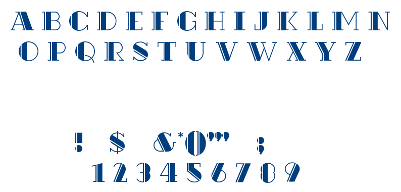 Rialto font