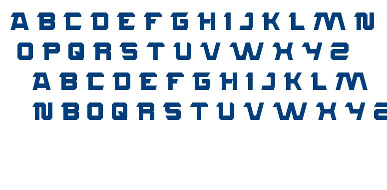 rocksteady font