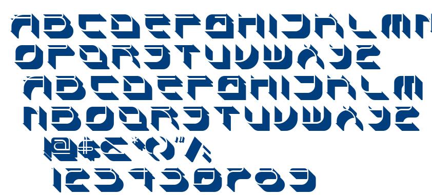 Spondulix NF font