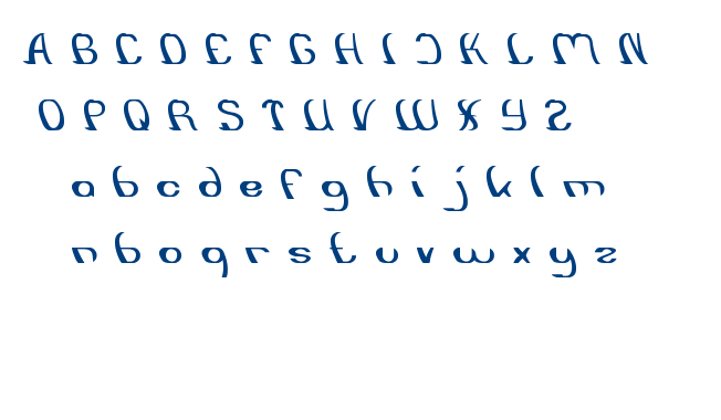 surfing and play font