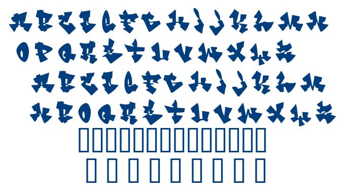 Cancontrol font