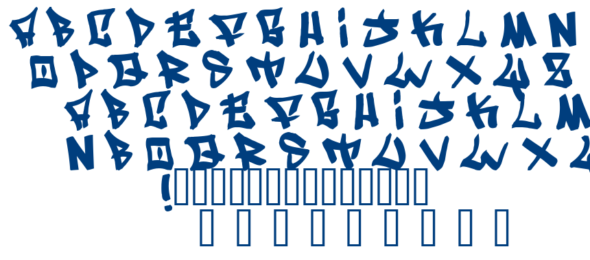 Writers font