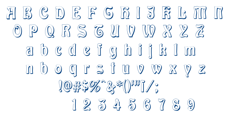 Baldur font