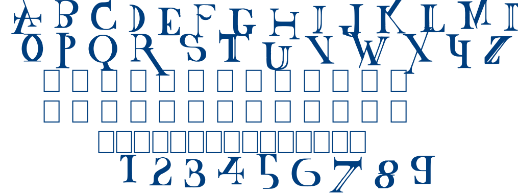 BASKERTOWN font