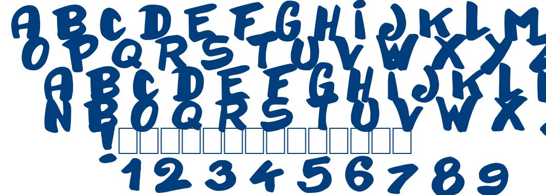 Bayday font