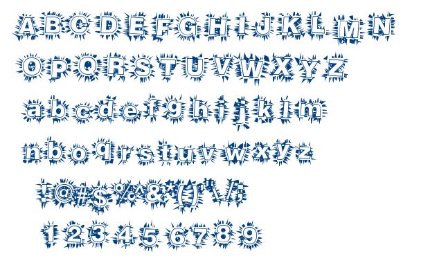 BreakAway font