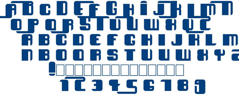 Essef font