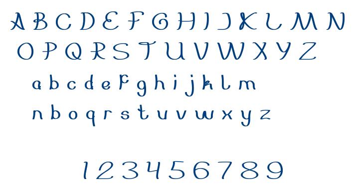 everybody font