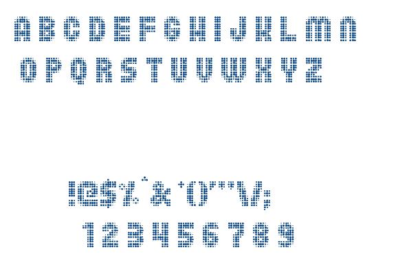 FAR SPOT font