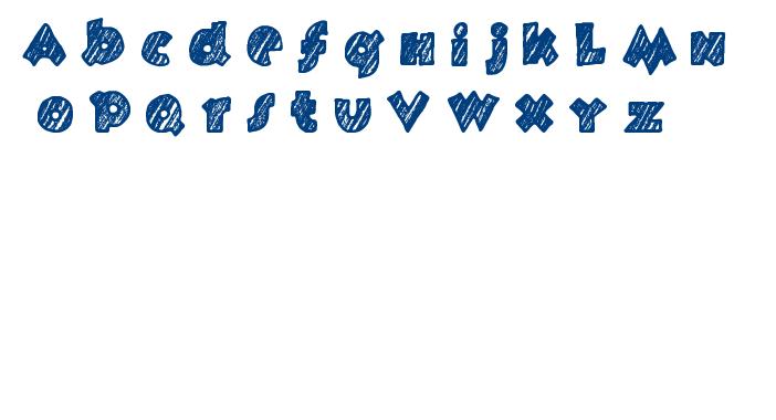 FAST FOONT font