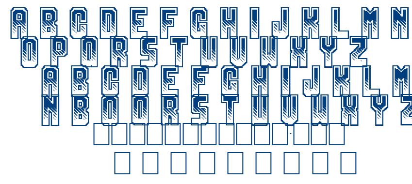 Gamix font