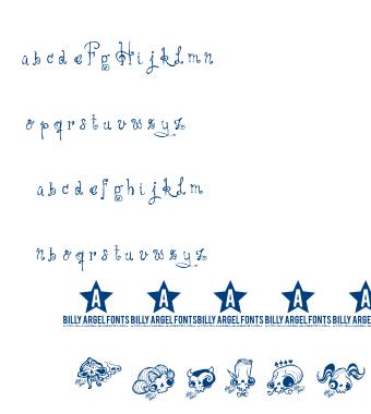 Happy Family font