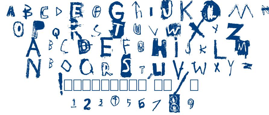 JMB font