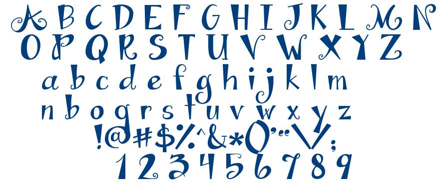 Janda Apple Cobbler Fontm